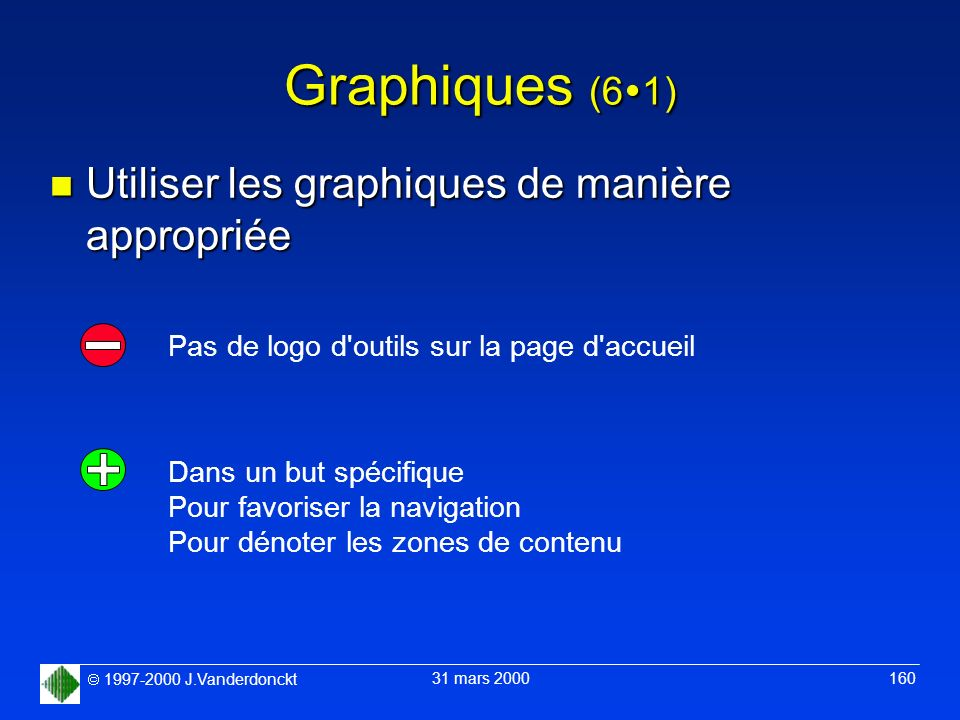 Graphiques (61) Utiliser les graphiques de manière appropriée