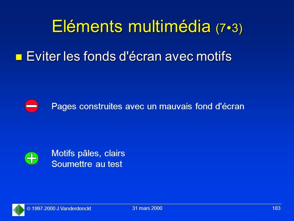 Eléments multimédia (73)