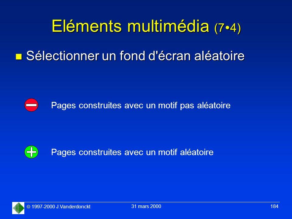 Eléments multimédia (74)