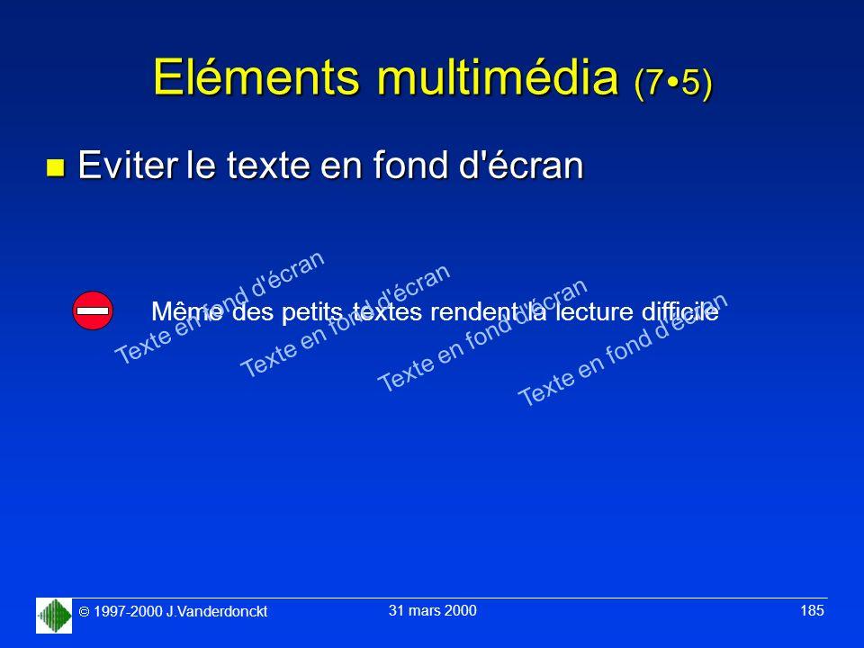 Eléments multimédia (75)