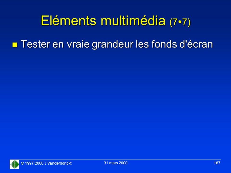 Eléments multimédia (77)