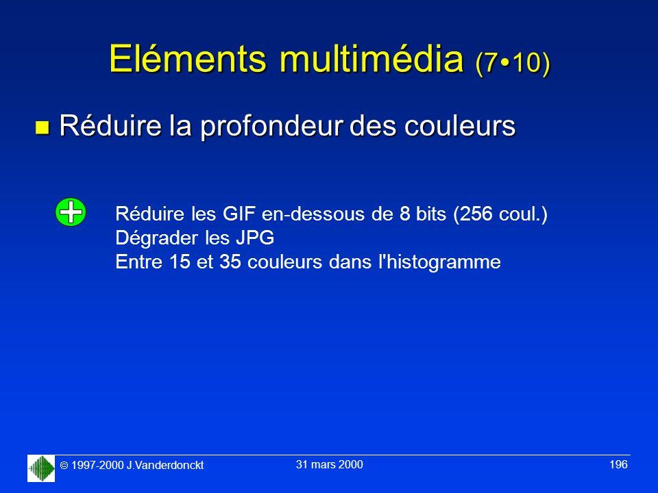 Eléments multimédia (710)