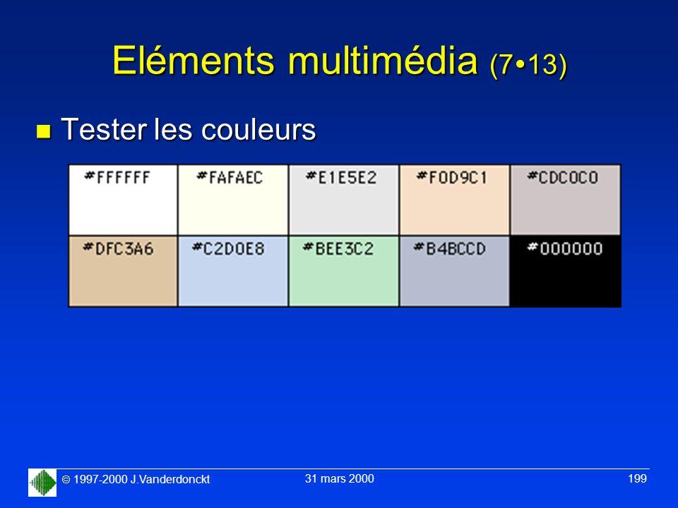 Eléments multimédia (713)