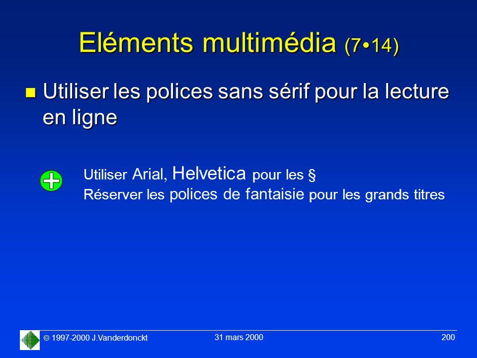 Eléments multimédia (714)
