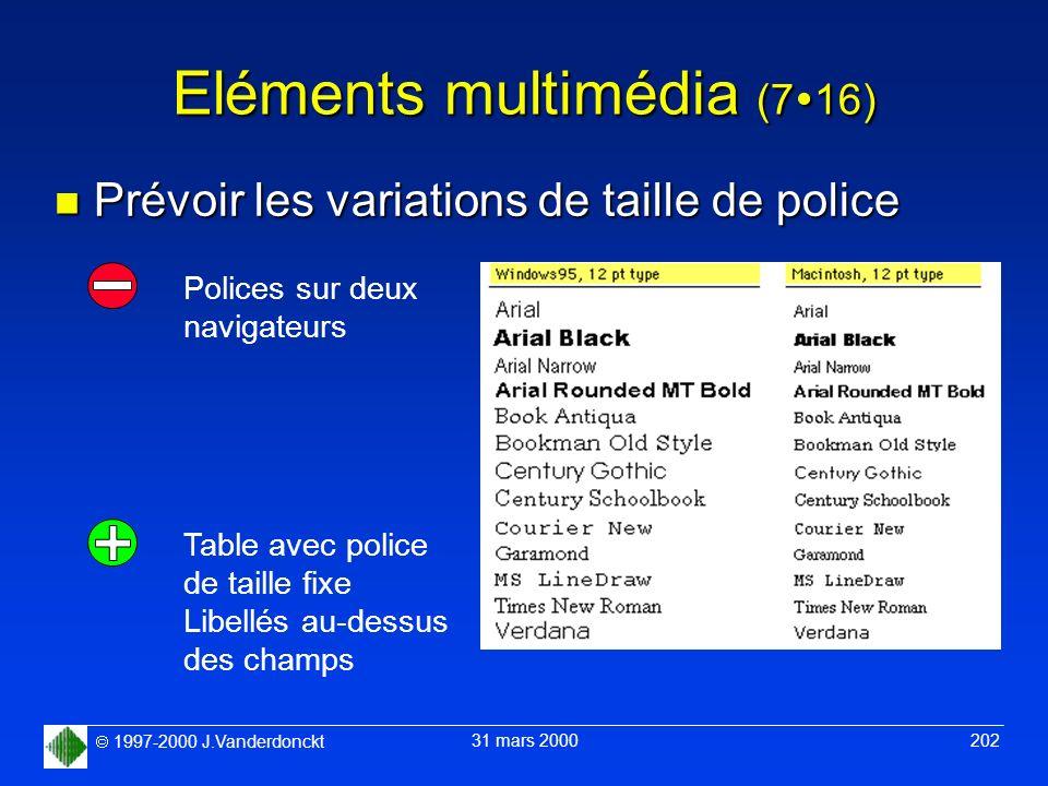 Eléments multimédia (716)
