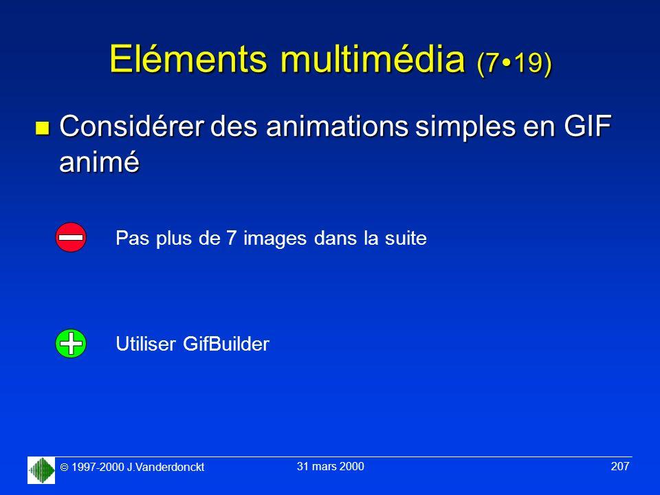 Eléments multimédia (719)