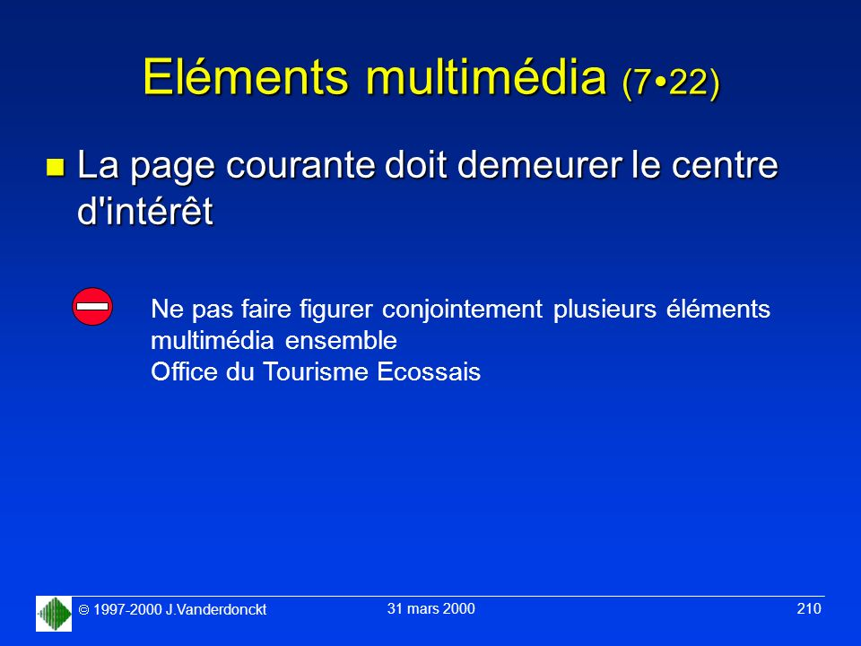 Eléments multimédia (722)