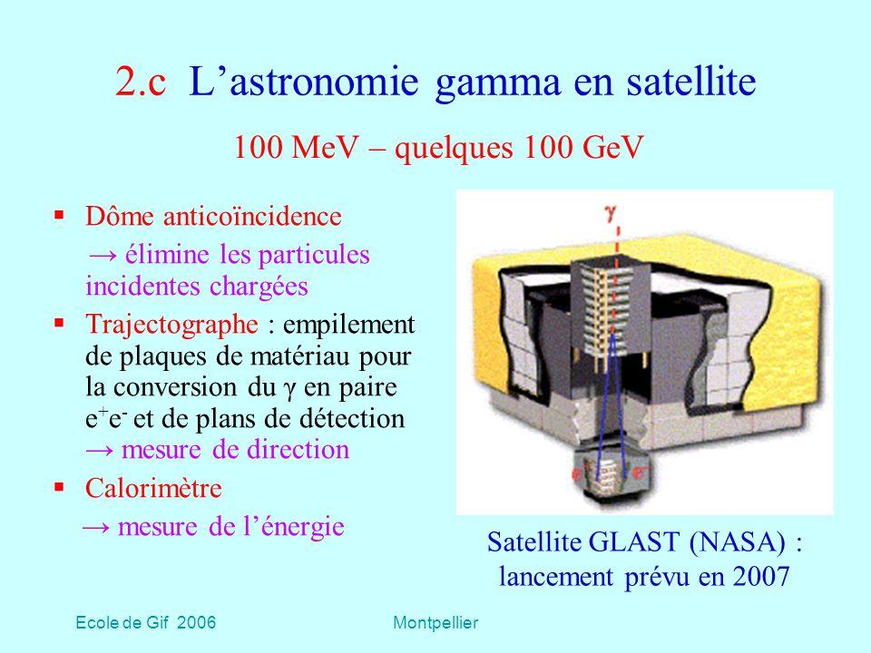 2.c L'astronomie gamma en satellite