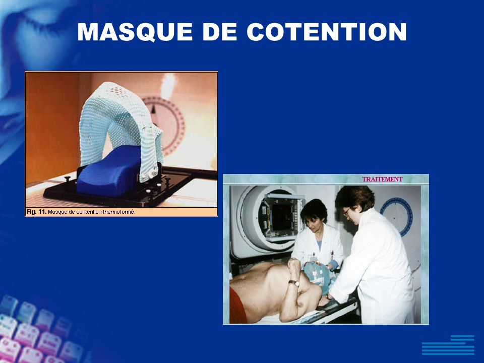 MASQUE DE COTENTION