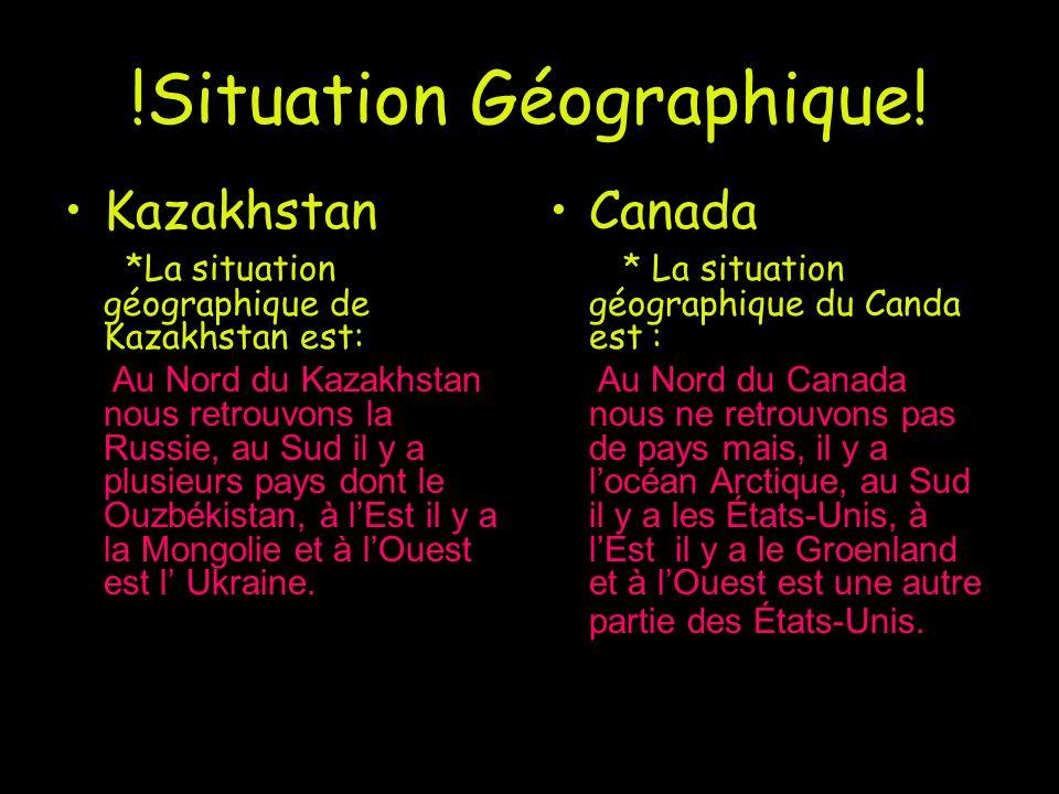 !Situation Géographique!