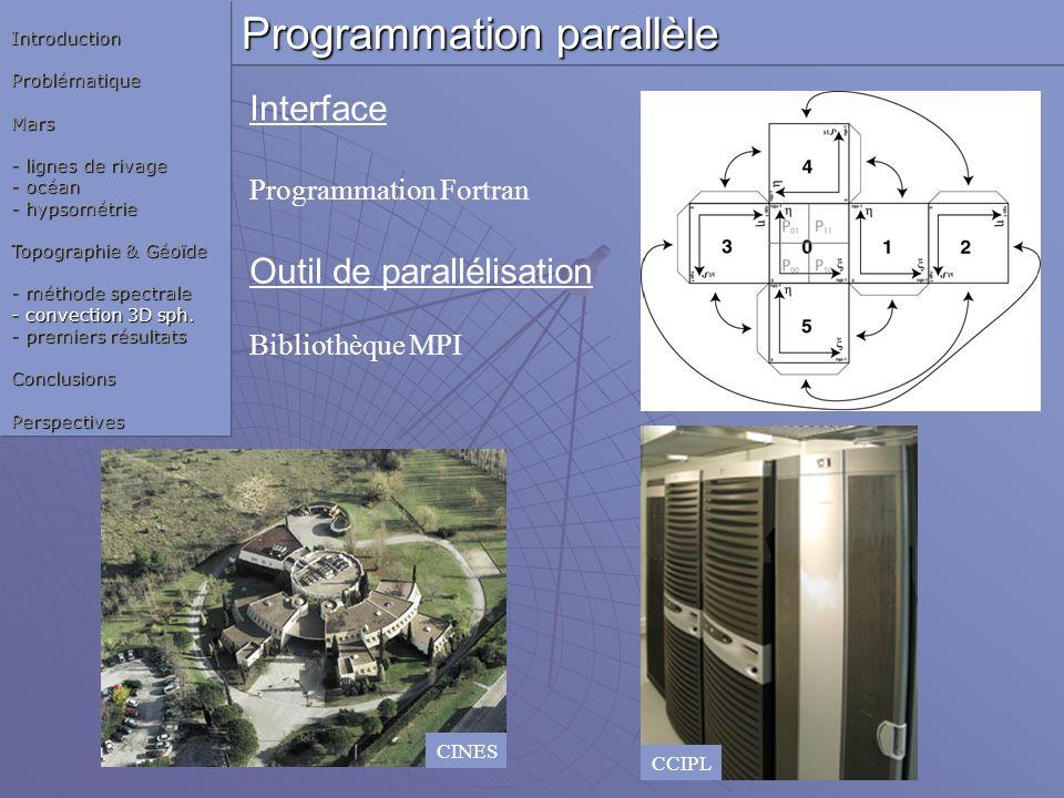Programmation parallèle
