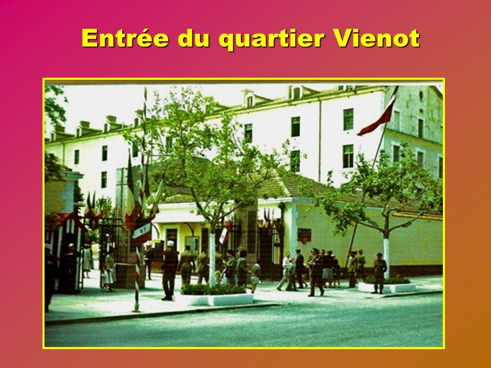 Entrée du quartier Vienot