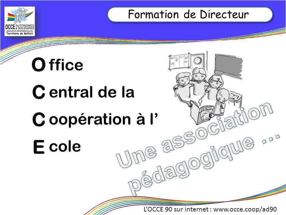 Formation de Directeur