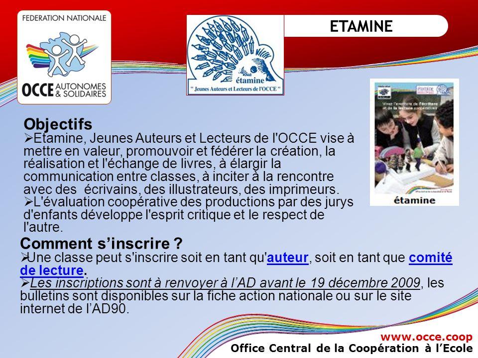 Objectifs Comment s'inscrire Assemblée Générale de Lyon