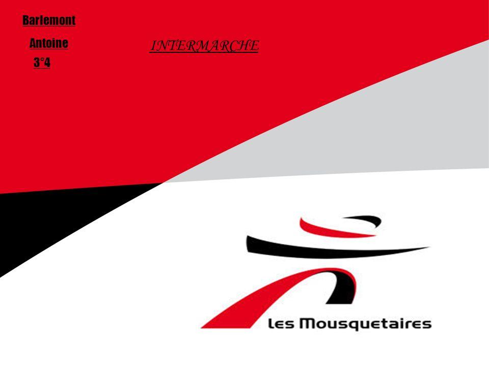 Barlemont Antoine INTERMARCHE 3°4