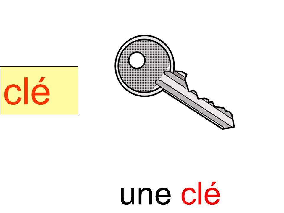 clé clé une clé instit90