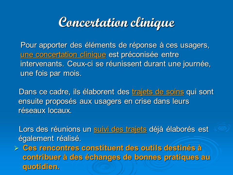 Concertation clinique