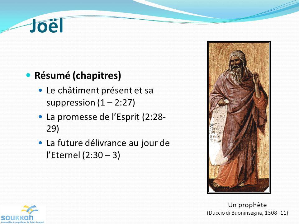 Un prophète (Duccio di Buoninsegna, 1308–11)