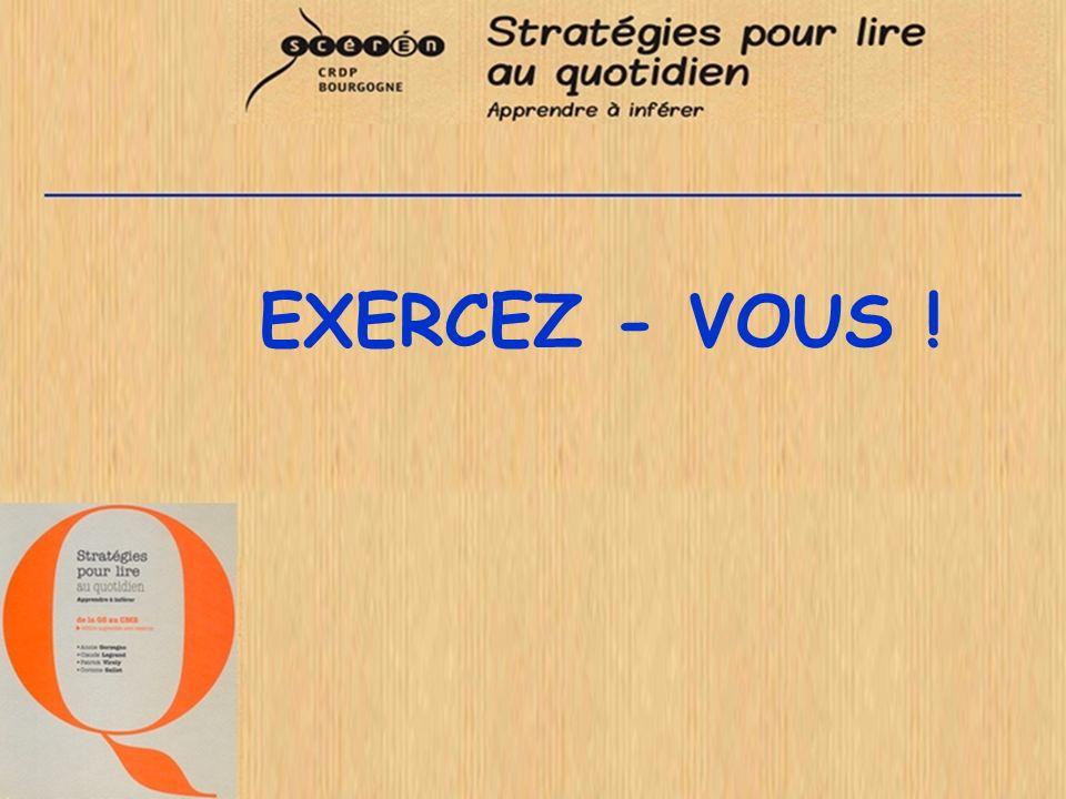 EXERCEZ - VOUS ! 56