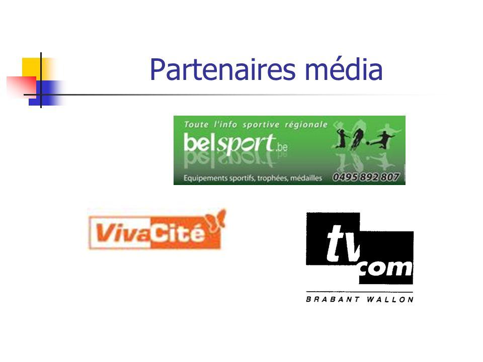 Partenaires média