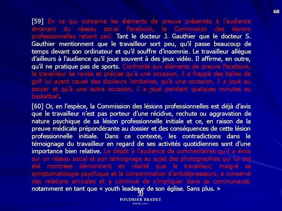 Brisindi et STM (Réseau des autobus), 2010 QCCLP 4158 :