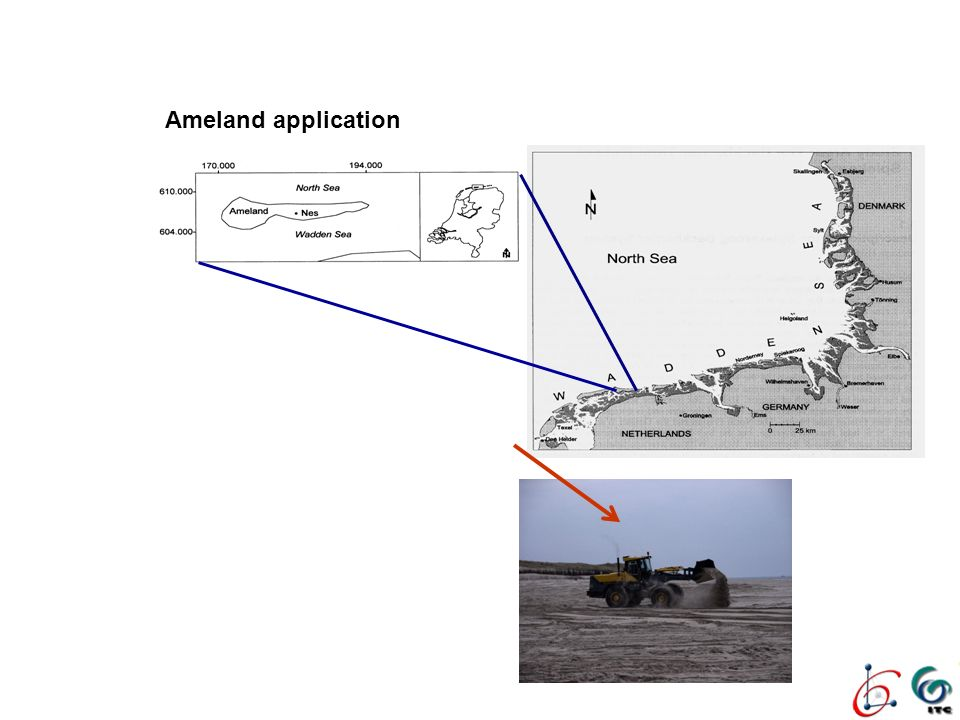 Ameland application