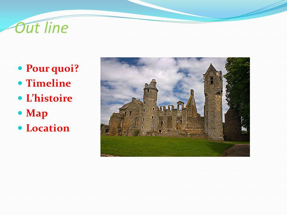 Out line Pour quoi Timeline L'histoire Map Location