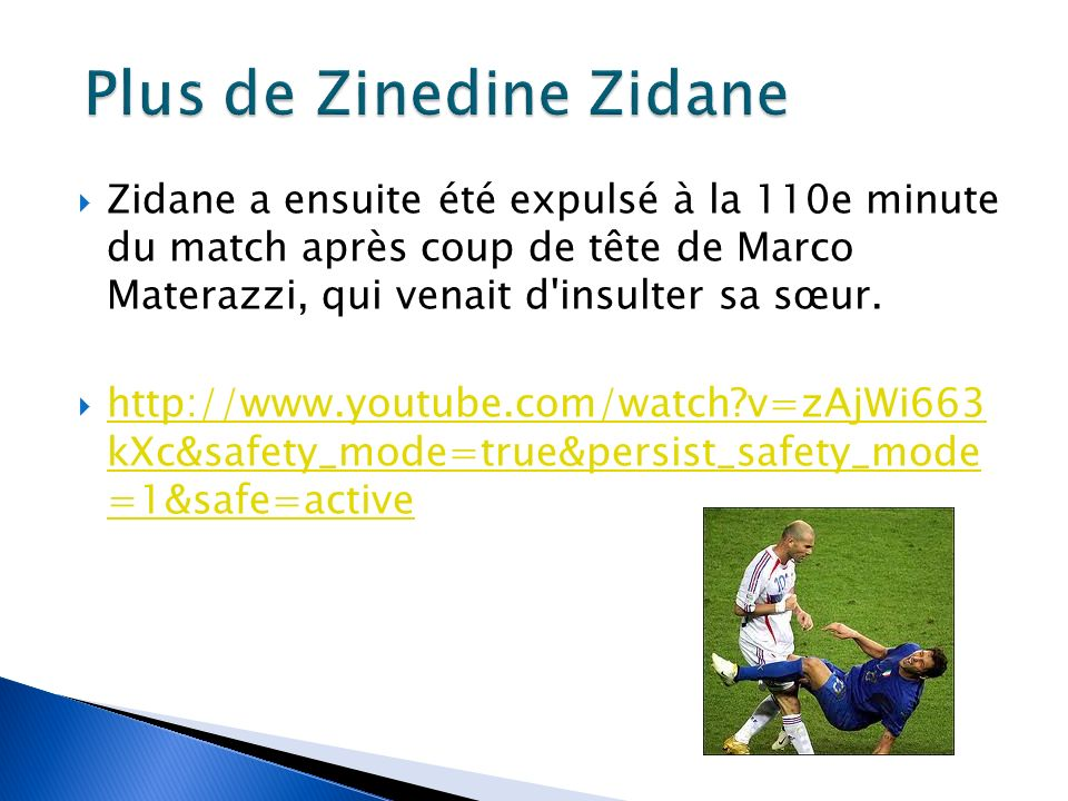 Plus de Zinedine Zidane