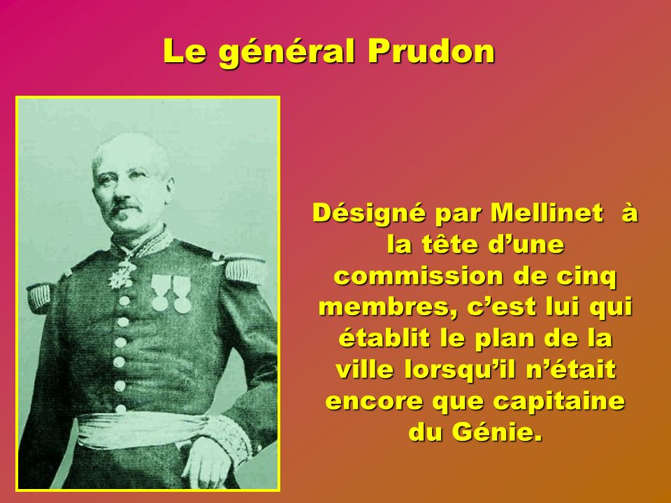 Le général Prudon