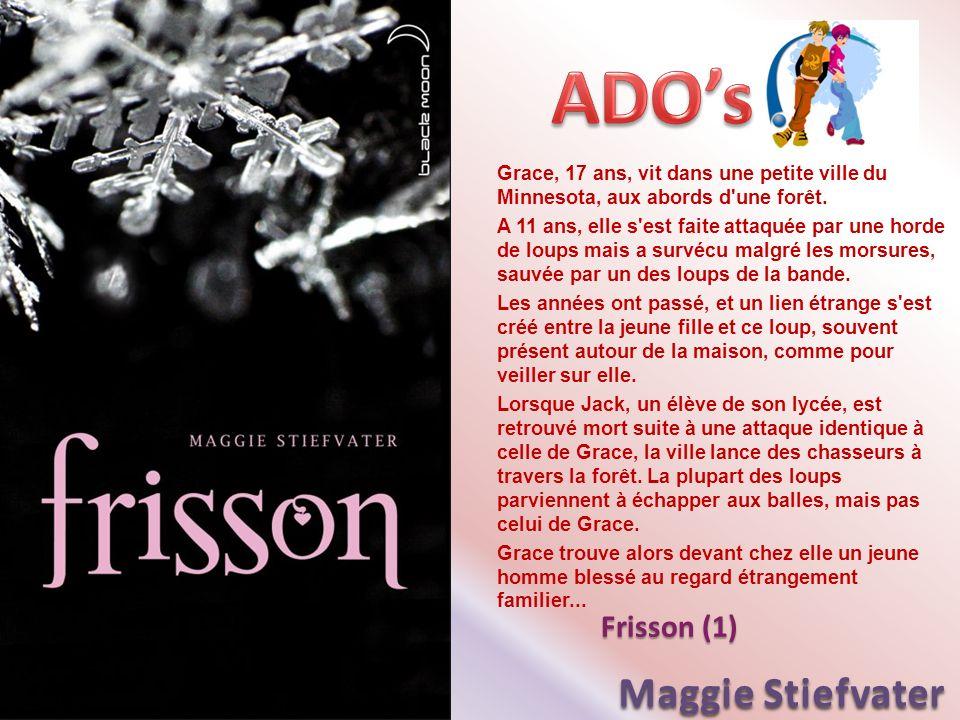 ADO's Maggie Stiefvater Frisson (1)