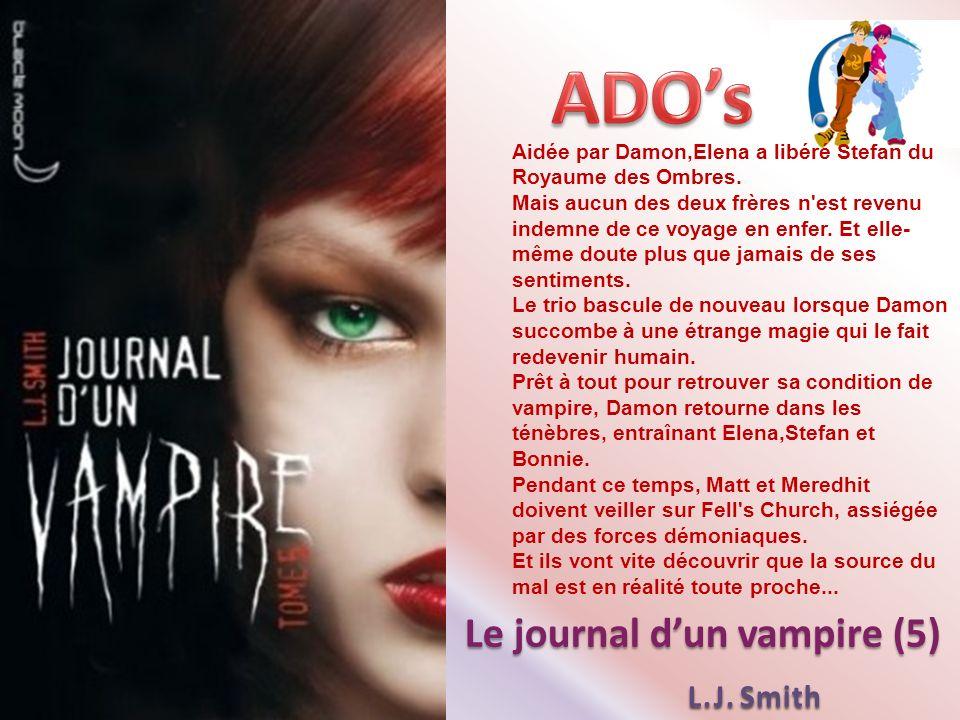 Le journal d'un vampire (5)