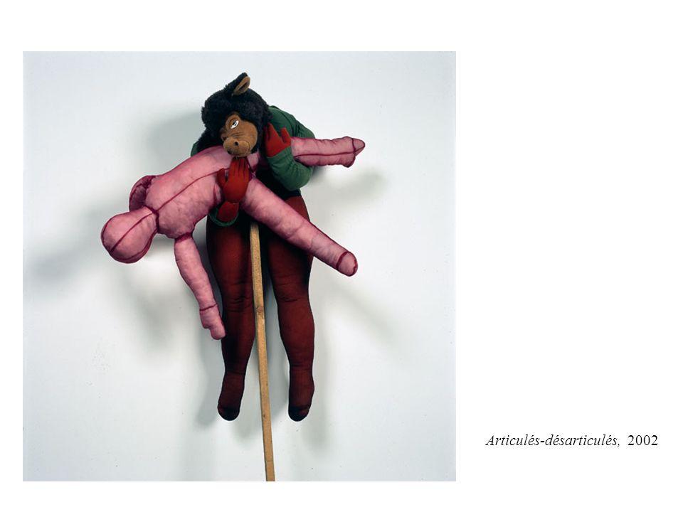 Articulés-désarticulés, 2002