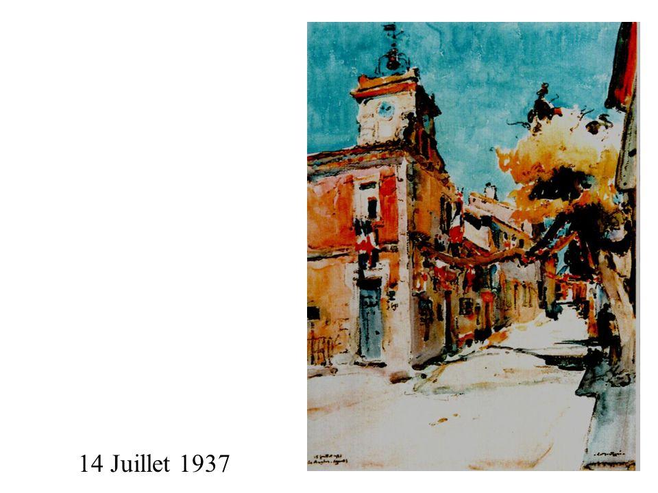 14 Juillet 1937