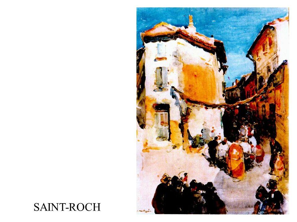 SAINT-ROCH