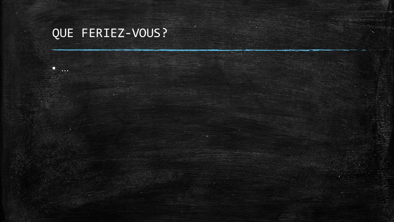 QUE FERIEZ-VOUS … Marjolaine La croisade des braves, Christine 2 :36