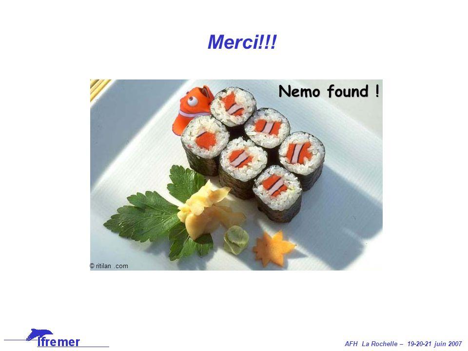 Merci!!! Nemo found ! © ritilan .com