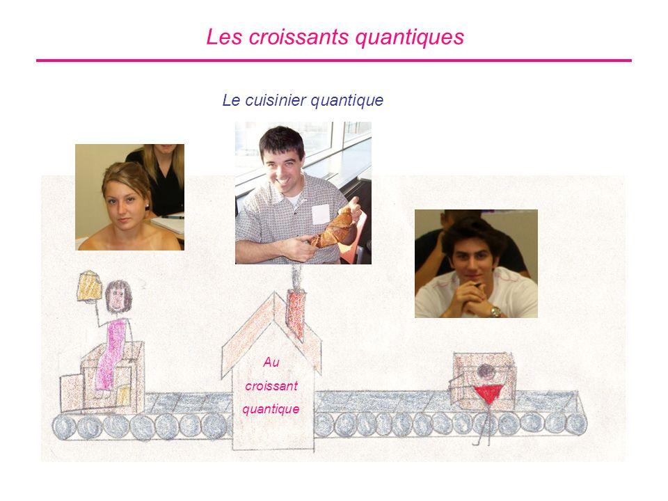 Les croissants quantiques
