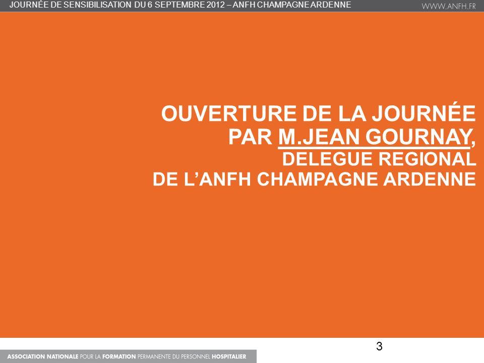 Journée de sensibilisation du 6 septembre 2012 – ANFH champagne ardenne
