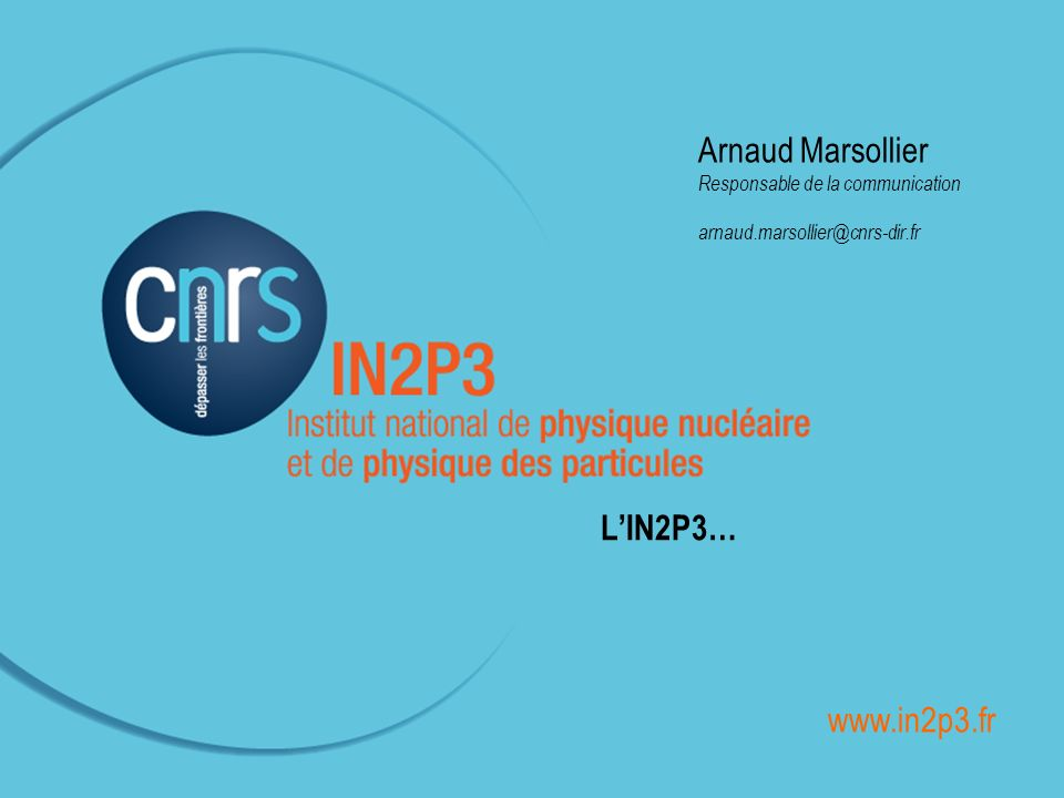 Arnaud Marsollier Responsable de la communication arnaud