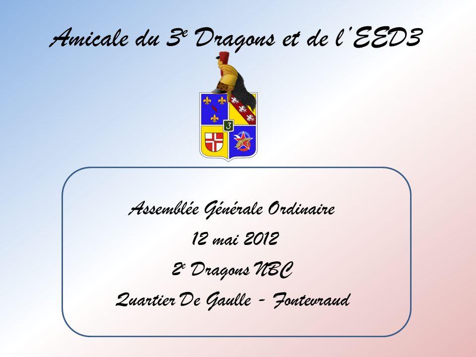 Amicale du 3e Dragons et de l'EED3