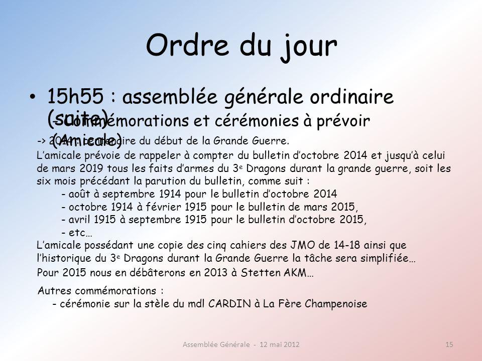 AMICALE DU 3e DRAGONS ET DE L EED3