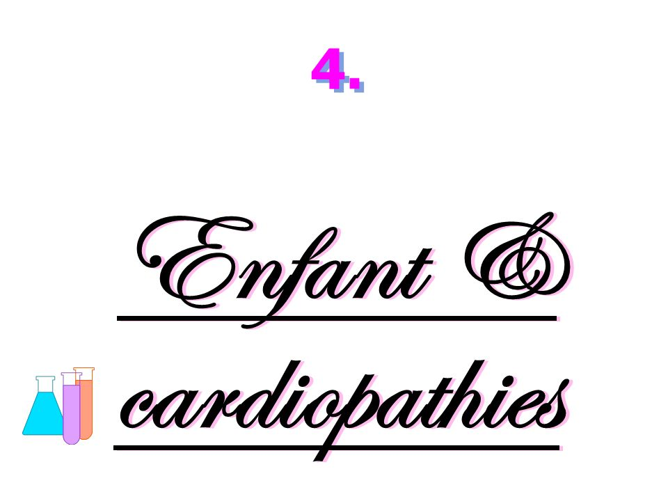 Enfant & cardiopathies