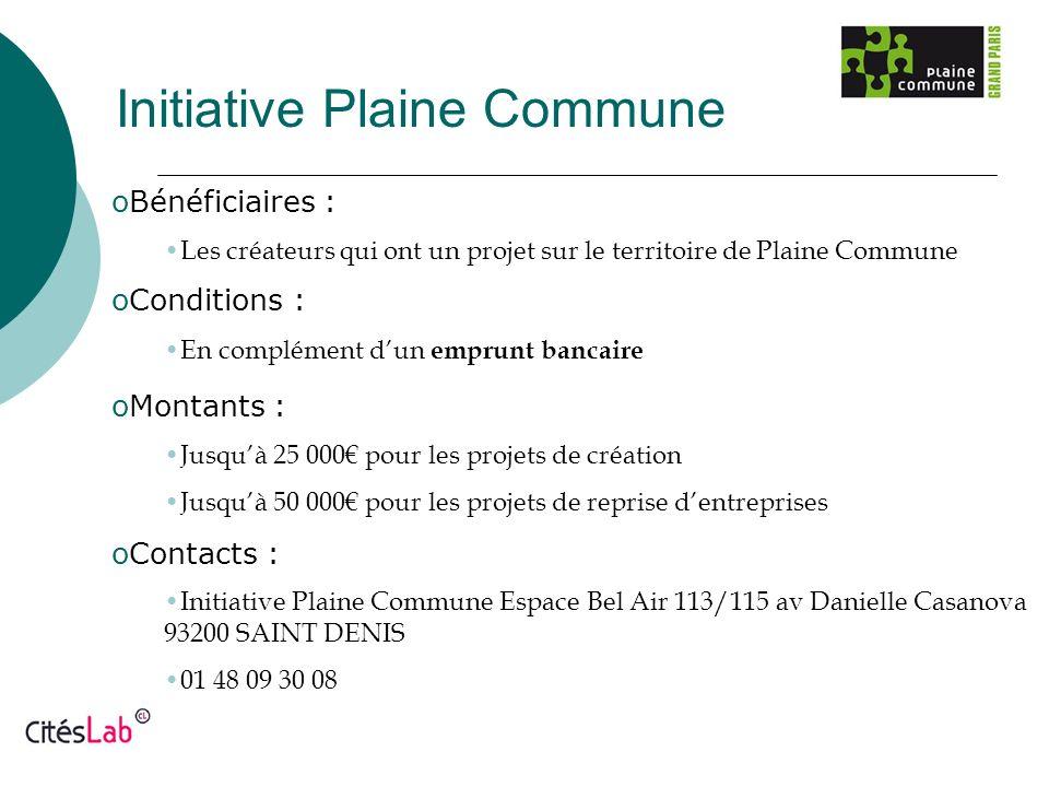 Initiative Plaine Commune