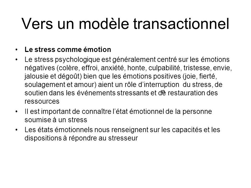 Vers un modèle transactionnel