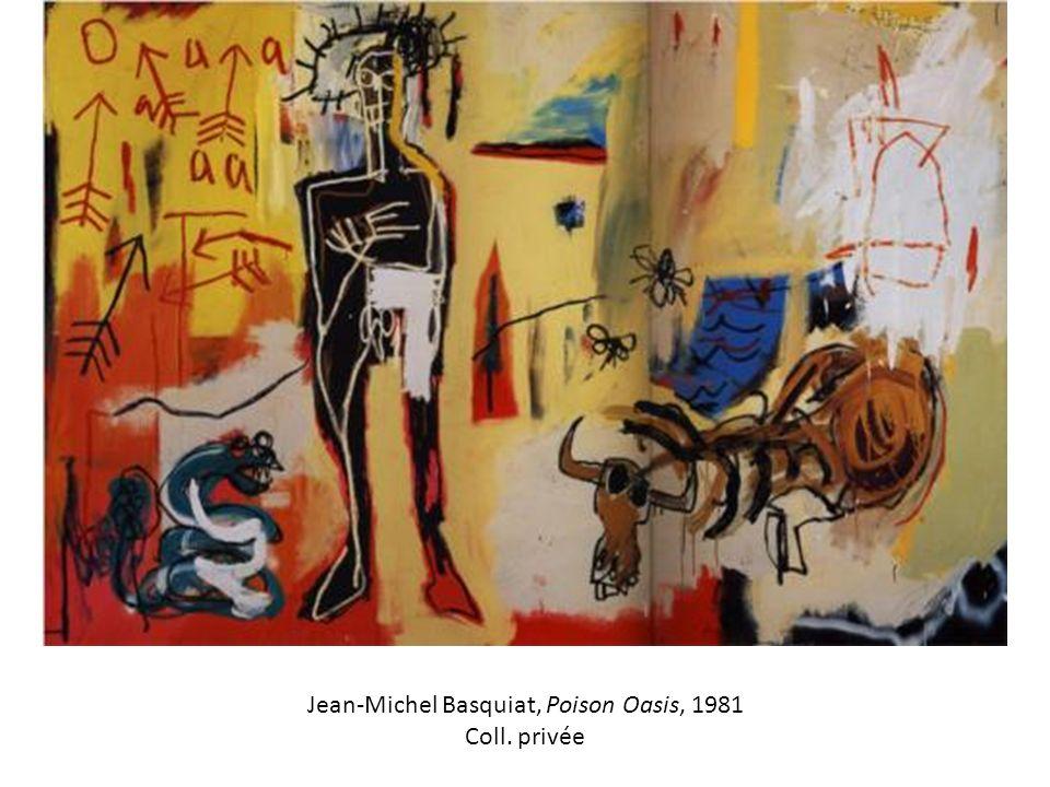 Jean-Michel Basquiat, Poison Oasis, 1981
