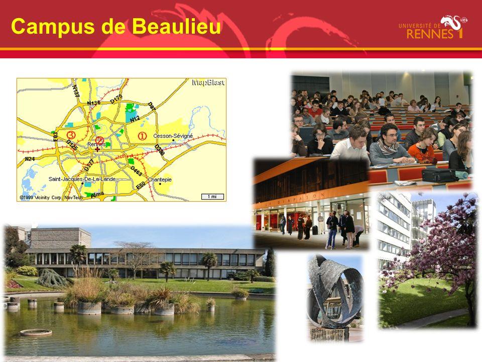 Campus de Beaulieu