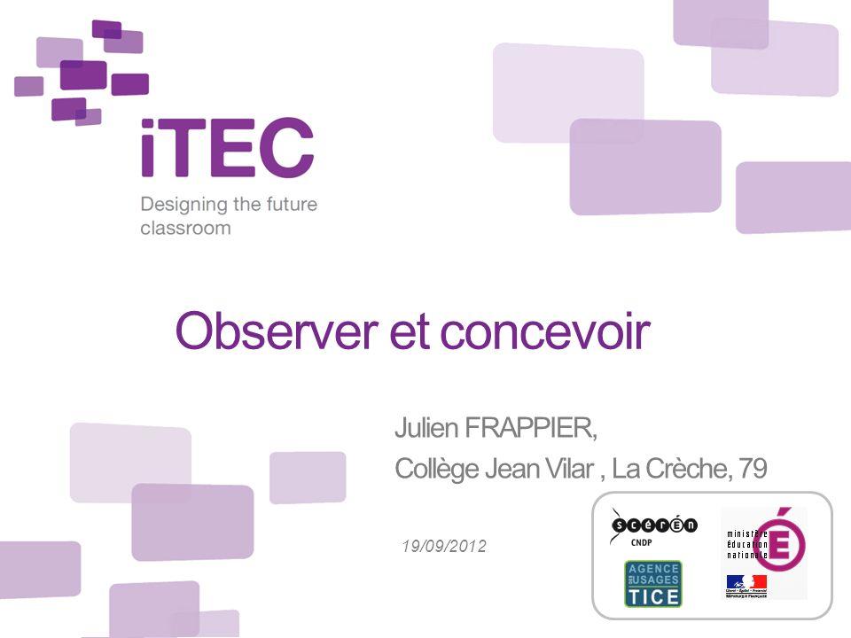 Julien FRAPPIER, Collège Jean Vilar , La Crèche, 79