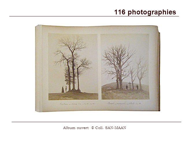 Album ouvert © Coll. SAN-MAAN