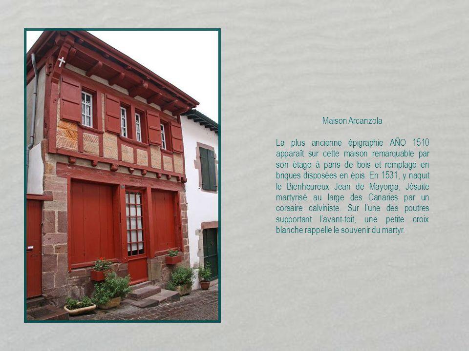 Maison Arcanzola