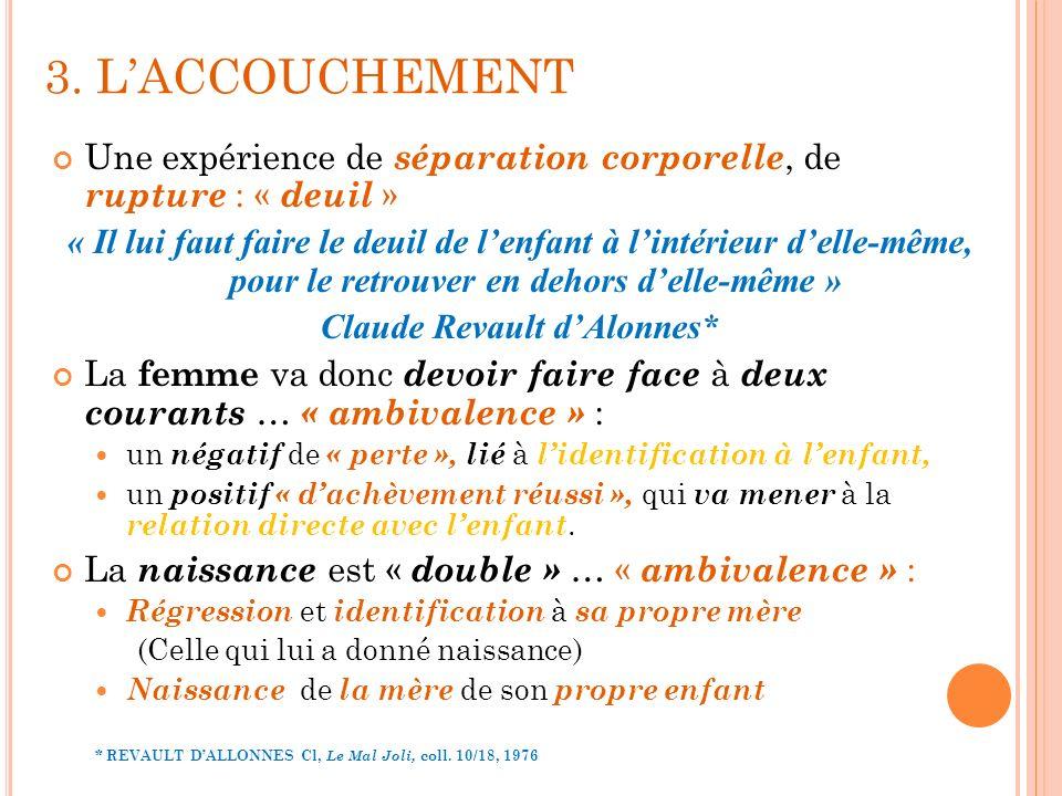 Claude Revault d'Alonnes*